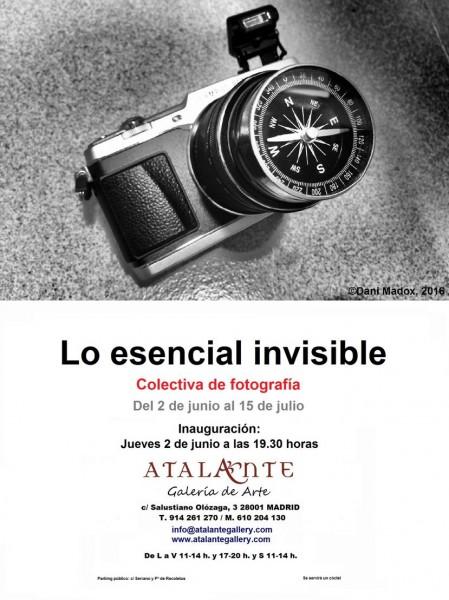 Lo esencial invisible