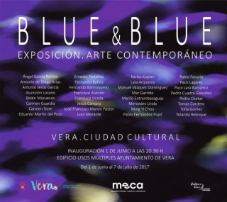 Blue&Blue. Arte Contemporáneo