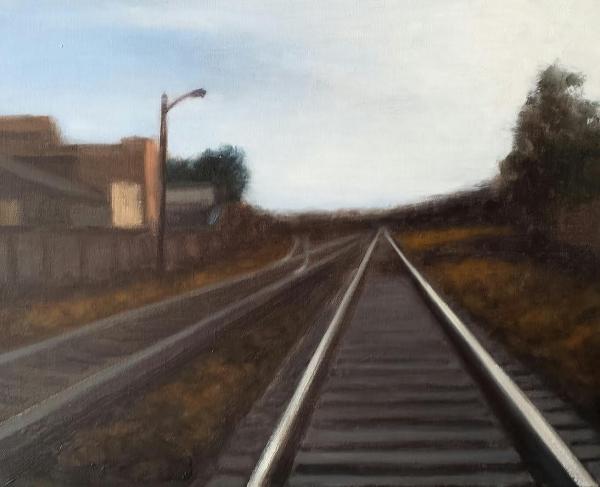 TRAYECTO SIN PEAJES | Ir al evento: 'Trayecto sin peajes'. Exposición de Pintura en ArteSantander / Santander, Cantabria, España