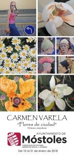 Carmen Varela. Flores de ciudad