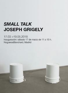 Joseph Grigely, Small Talk