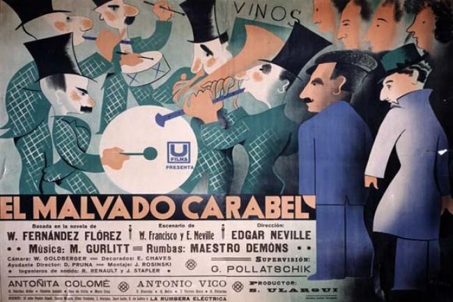 Memoria de Luz. Historia del cine español en la Filmoteca valenciana – Imagen cortesía del Instituto Cervantes