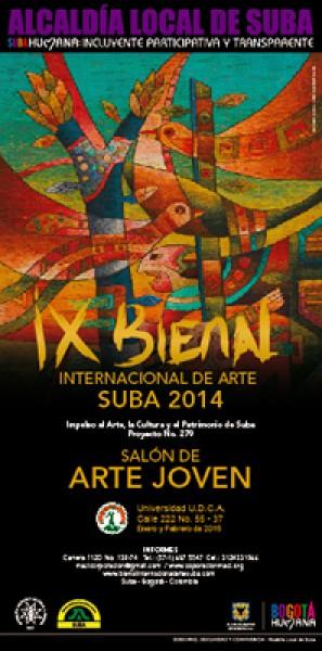 IX Bienal Internacional de Arte Suba 2014