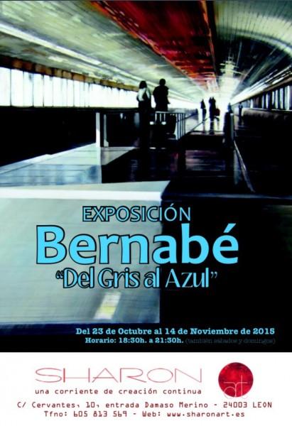 Bernabé, Del Gris al Azul