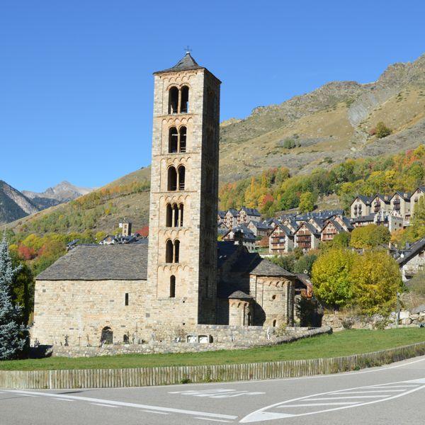 Sant Climent de Taüll | Ir al evento: 'Pleinair Festival'. Festival de arte de Arte en vivo, Pintura en Passeig de Sant Feliu / La Vall de Boí, Lleida, España