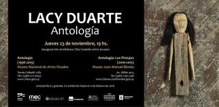 Lacy Duarte. Antología