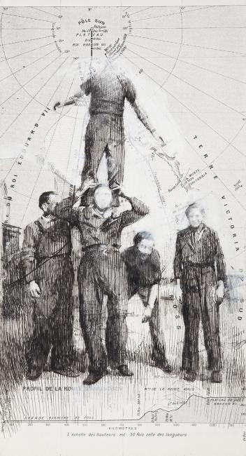 Obra de la exposicón DelicARTessen 16 – Cortesía de la Galeria Esther Montoriol