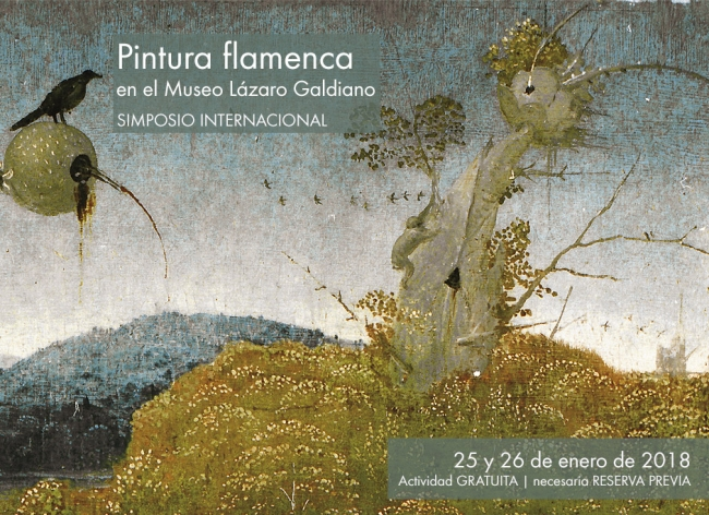 Tablas flamencas en el Museo Lázaro Galdiano