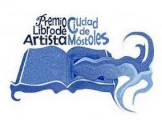 Logo Premio Libro de Artista Ciudad de Móstoles