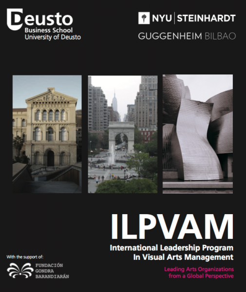 ILPVAM - International Leadership Program in Visual Arts Management