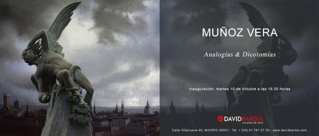 Guillermo Muñoz Vera. Analogías & Dicotomías