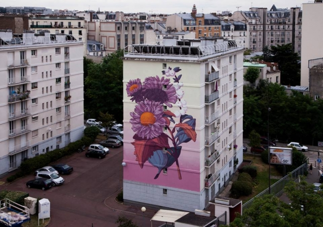 Pastel, París, Francia – Cortesía de Artfactory by Fermax
