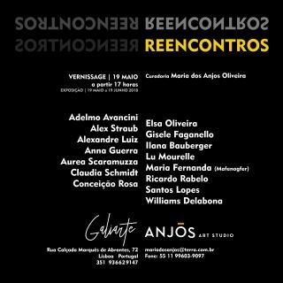 Convite Reencontros
