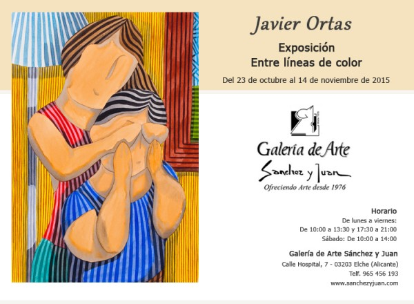 Exposición Individual. Galería de Arte Sánchez y Juan