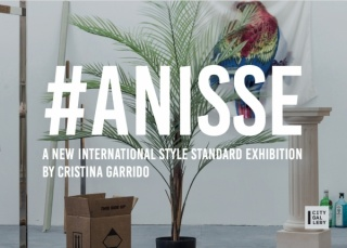 Cristina Garrido, #ANISSE. A New International Style Standard Exhibition