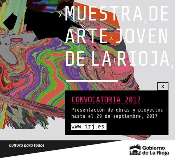 Convocatoria Arte Joven La Rioja, 2017