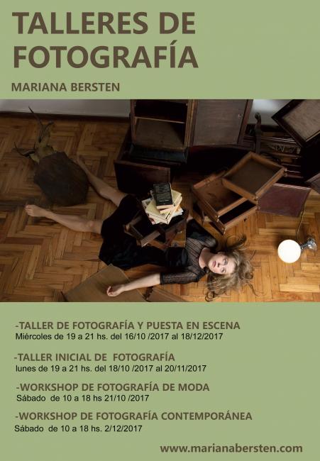TALLERES DE FOTOGRAFÍA POR MARIANA BERSTEN. Imagen cortesía Mariana Bersten