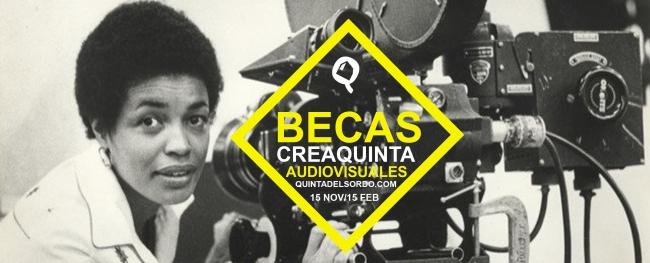 Becas  CREAQUINTA III AUDIOVISUAL