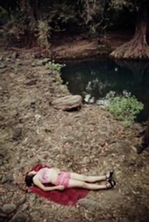 ©Antoine d'Agata / Magnum Photos. Found image (imagen encontrada), Cuernavaca, México, 2014