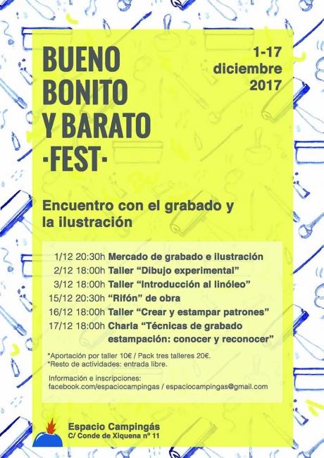 Bueno Bonito y Barato Fest