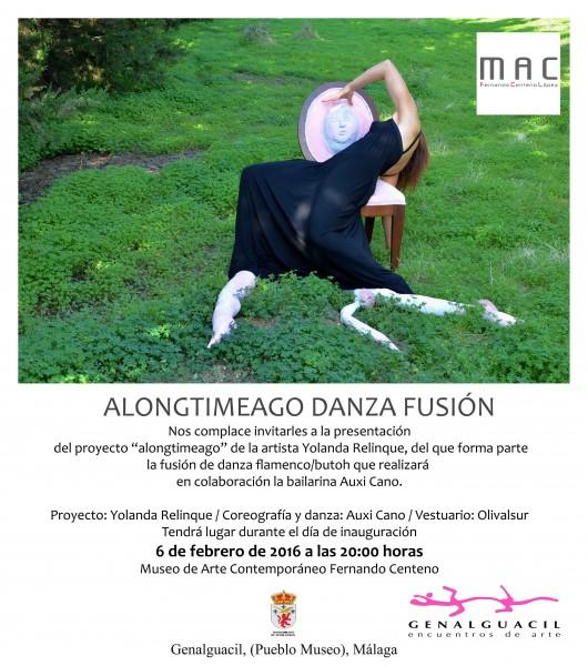 danza | Ir al evento: 'Alongtimeago'. Exposición de Arte en vivo, Escultura, Fotografía, Pintura en Museo de Arte Contemporáneo Fernando Centeno / Genalguacil, Málaga, España
