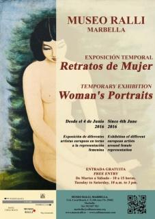 Retratos de Mujer