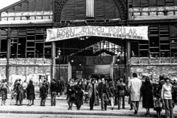 Born reivindicado | Ir al evento: 'Born reivindicado (1971-2001) / Born reivindicat (1971-2001)'. Exposición de Fotografía en El Born, Centre de Cultura i Memòria / Barcelona, España