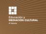 Educación y Mediación Cultural 4ª edición