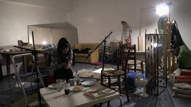 Adrian Melis, Anechoic Room (2017) – Cortesía de ADN Galería | Ir al evento: 'Memoria Selectiva'. Exposición en ADN Galería / Barcelona, España