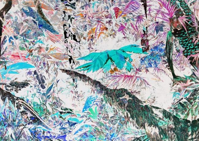 Cortesía de la Galería Moisés Pérez de Albéniz | Ir al evento: 'Habitat'. Exposición de Pintura en Galería Moisés Pérez de Albéniz / Nueva York, New York, Estados Unidos