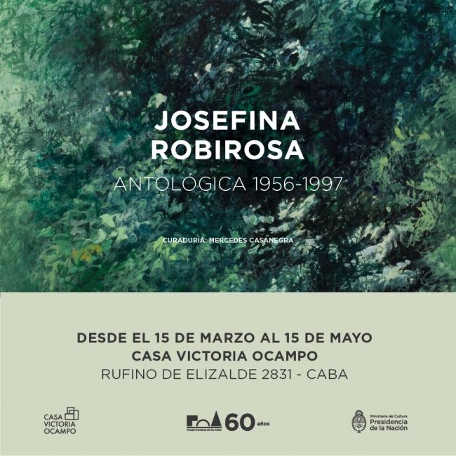 Josefina Robirosa. Antológica 1956-1997