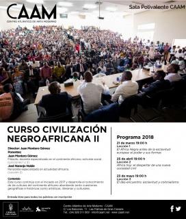 Curso Civilización Negroafricana II