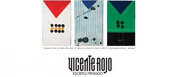 Vicente Rojo: Escrito/Pintado