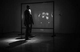 Interface, 1972 © Jeu de Paume, 2017 · Fotografia: Adrien Chevrot – Cortesía de Culturgest