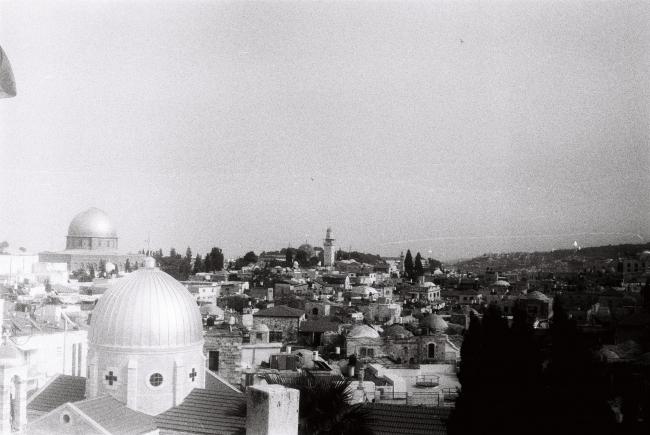 Polliana Dalla Barba, Fotografia Jerusalem – Cortesía del Fórum Cultural de Cerveira
