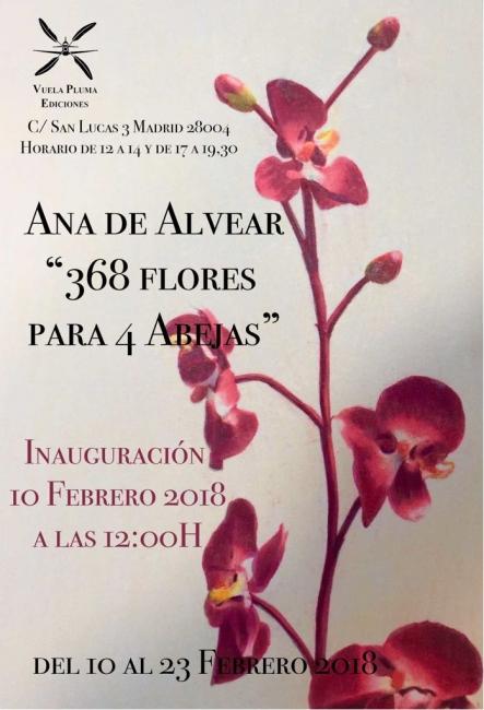 368 Flores para 4 Abejas