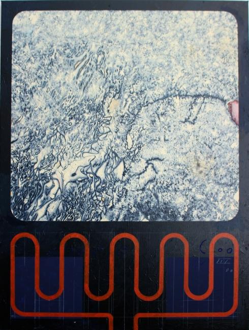 Kasper Eistrup – Cortesía del CCA Andratx | Ir al evento: 'A Passing'. Exposición de Pintura en Centro Cultural Andratx (CCA) / Andratx, Baleares, España