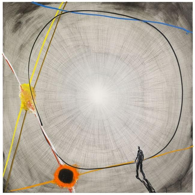 Pelayo Ortega, Taller infinito, 2017. MOM 27665 Foto: M.Blanco – Cortesía de la Galería Marlborough