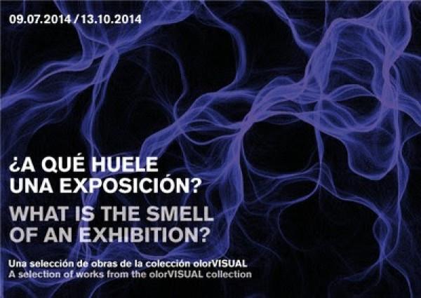 ¿A qué huele una exposición?