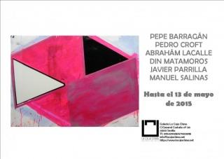 Ir al evento: 'Colectiva'. Exposición de Pintura en La Caja China / Sevilla, España