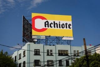 Antonio Caro: Achiote