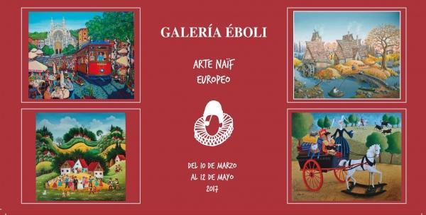 ARTE NAIF EUROPEO 2017 51 ARTISTAS DE 15 PAISES  ARTISTA INVITADOS CHINA