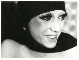 La vedette Christa Leem