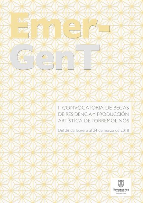 II Edición de Becas de Producción y Residencia EmerGenT