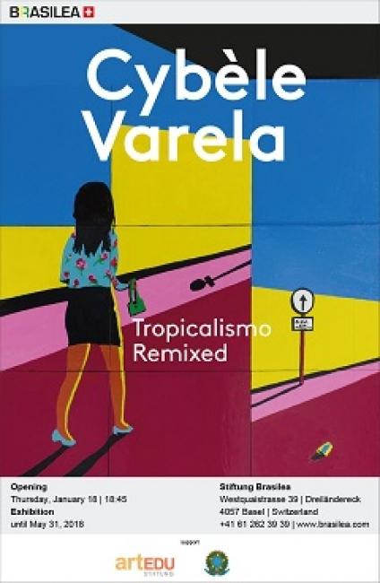 Cybèle Varela: Tropicalismo Remixed
