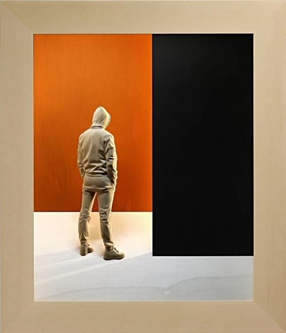 Peter Demetz – Cortesía de la galería de arte Lucía Mendoza