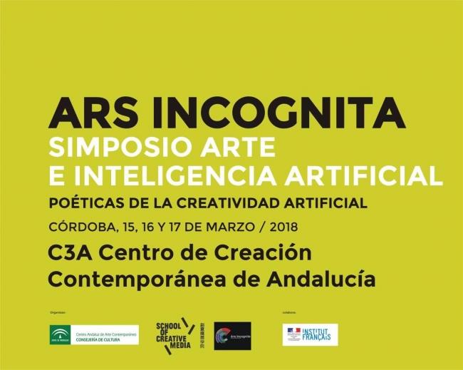 ARS INCOGNITA: POÉTICA DE LA CREATIVIDAD ARTIFICIAL. Imagen cortesía Educación Caac