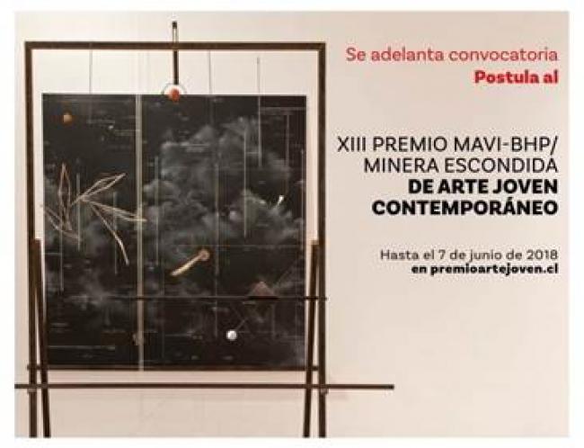 XIII Premio MAVI - BHP / Minera Escondida 2018