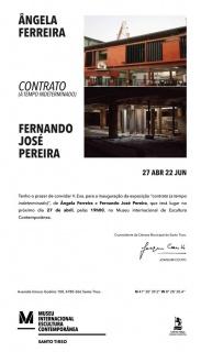 Fernando José Pereira. Contrato (a tempo indeterminado)