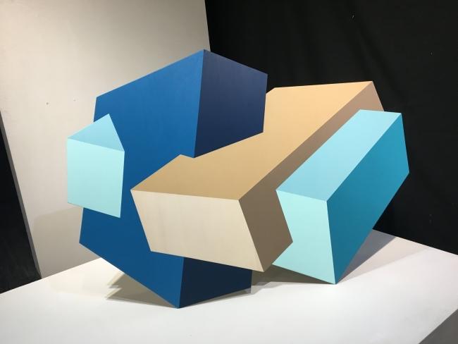 1 | Ir al evento: '2D 3D, Javier Pena'. Exposición en Apo'strophe Sala de Arte / Vigo, Pontevedra, España